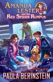 Amanda Lester and the Red Spider Rumpus.jpg